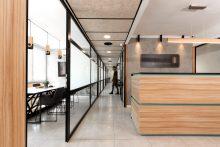 מתחם המשרדים אסיף בפייר קניג (צילום: תמיר רוגובסקי)