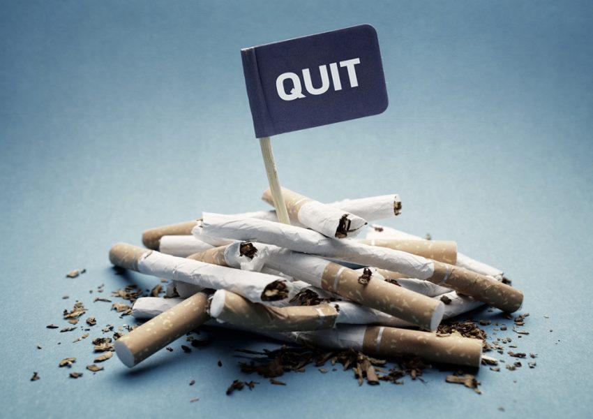 גמילה מעישון (צילום: shutterstock)