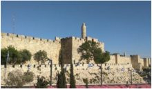"""העיר העתיקה (צילום: קק""""ל)"""