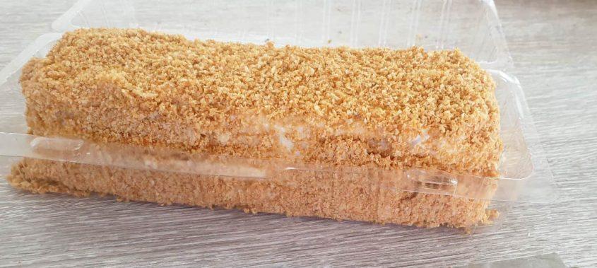 עוגות ומאפים במאפיית נינדא (צילום עצמי)