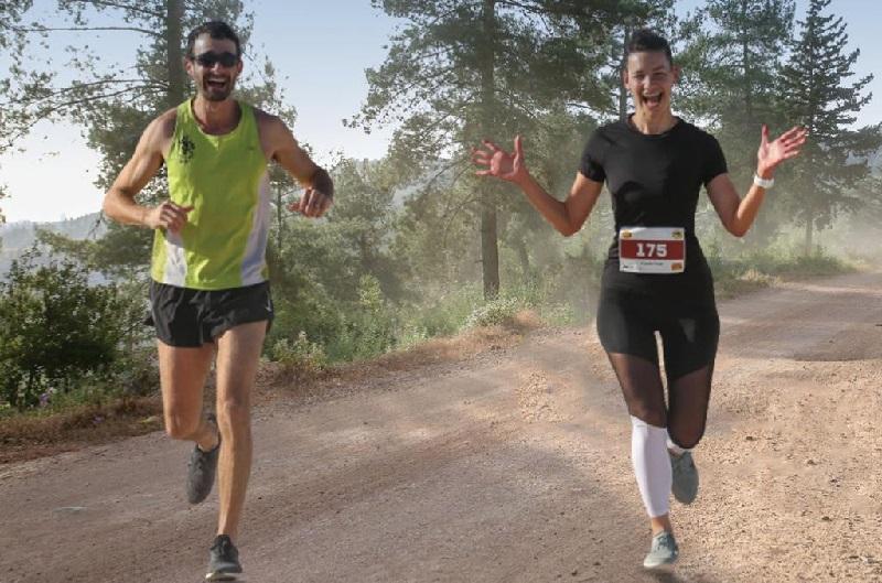 מרוץ בשטח (צילום: חברת כפיים)