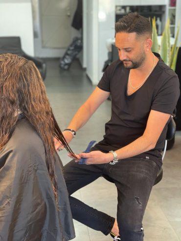 מעצב השיער אבי אביב (צילום: פרטי)