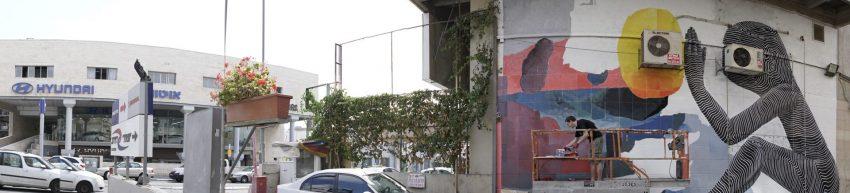 רחוב האומן 26 (צילום: שניר קציר)