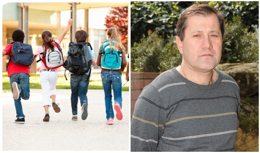 אריק קפלן, תלמידים (צילומים: פרטי, אילוסטרציה - א.ס.א.פ קריאייטיב INGIMAGE)
