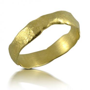 טבעת רוח ואש - צדוק יהודה, טבעות נישואין בירושלים (צילום: צדוק יהודה)