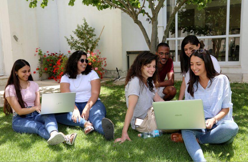 המכינה הקדם אקדמית במכללת דוד ילין (צילום: רמי אהרוני)