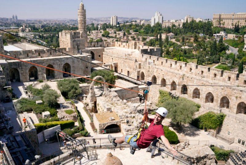 מגדל דוד צילום: ריקי רחמן
