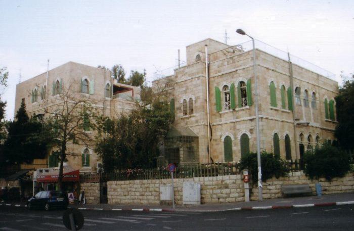 שכונת בקעה (צילום: Idobi, מתוך ויקפדיה)
