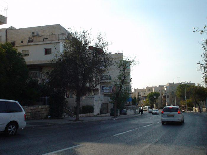 שכונת סנהדריה (צילום: Nettadi, מתוך ויקפדיה)