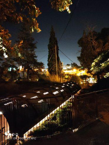 אור בירושלים (צילום: החברה לפיתוח מזרח ירושלים)