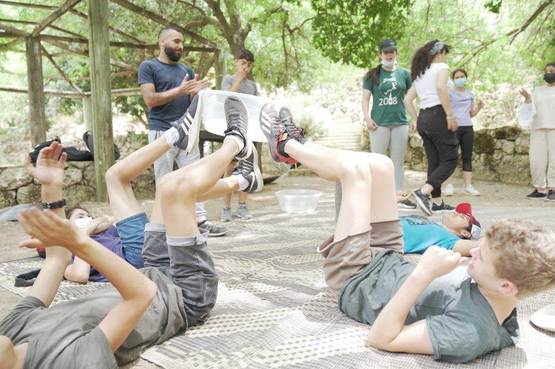 מרכז חדשנות בית ארזה (צילום: מינהל חינוך ירושלים)