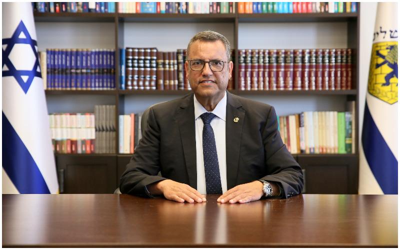 משה ליאון (צילום: ארנון בוסאני)