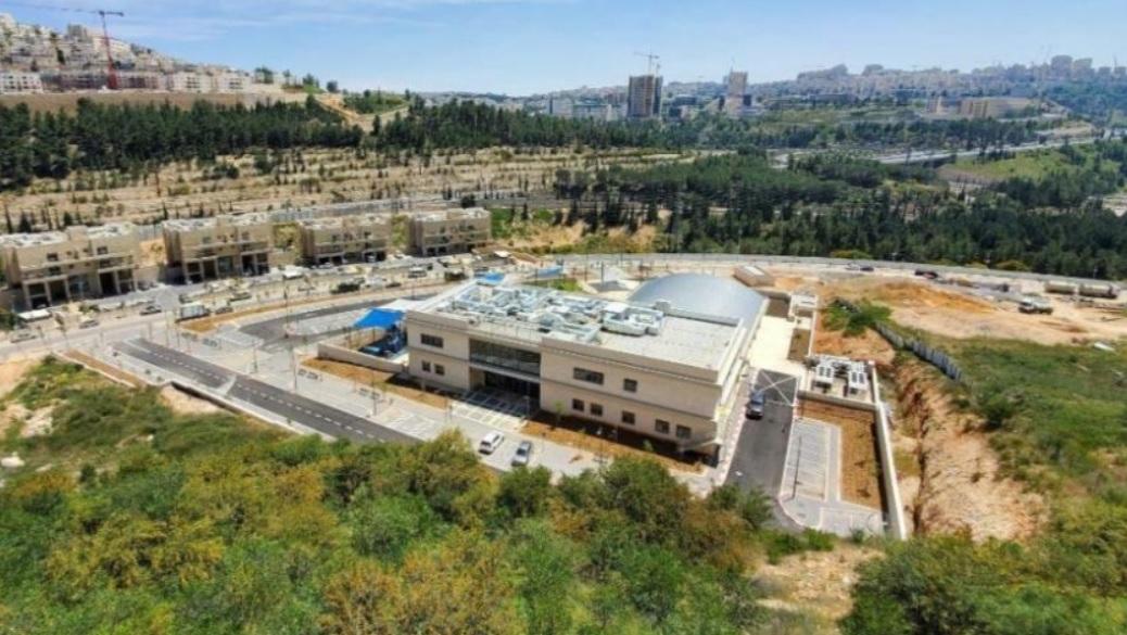 מתחם הקאנטרי ברמות (צילום: מתוך חוברת המכרז של עיריית ירושלים)